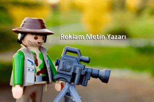 Reklam Metin Yazarı