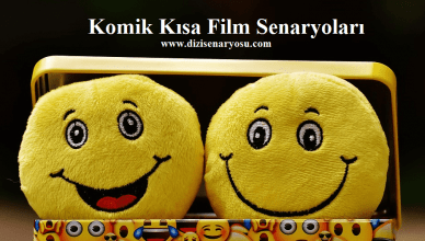 Komik Kısa Film Senaryoları
