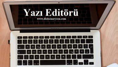 Yazı Editörü