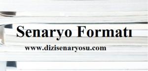 Senaryo Formatı